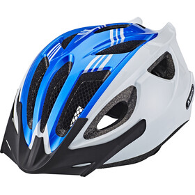 ABUS S-Cension Bike Helmet blue/white